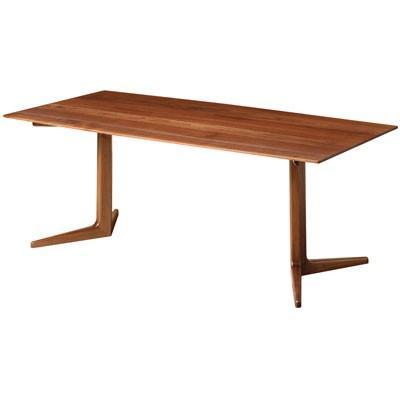 SDT005 ダイニングテーブル SDT005-2000FH(H720) BW(ウォールナット) BW(ウォールナット)
