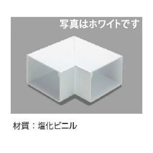 マサル工業 エムケーダクト付属品 平面マガリ 8号 MDM18