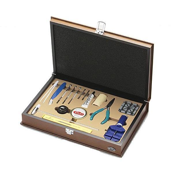 【税込】 ローテンシュラガー LUHW 腕時計工具セット メンテナンスセット (ベルト調整 工具) LU-52003TU, おうちまわり 66fcdc72