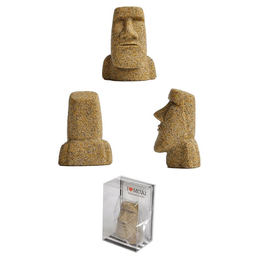南三陸モアイファミリー【ミニモアイ像】モアイグッズ おもしろ雑貨 プレゼント 開運グッズ 金運 恋愛 置物 moai-store 16