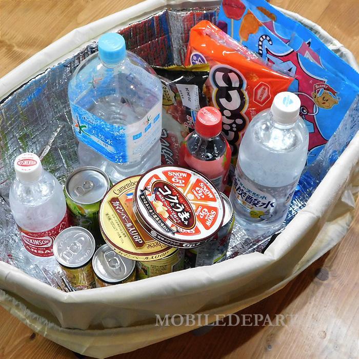 エコバッグ 保冷 折りたたみ 大容量 保冷バッグ レジカゴバッグ コンパクト 安い コンビニ マチ レジカゴ おしゃれ 巾着|mobadepa|05