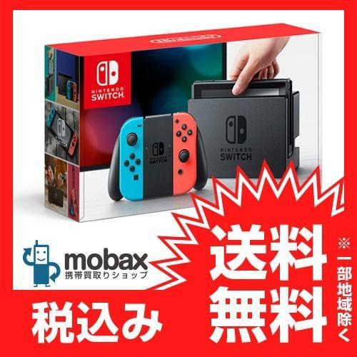 5%還元対象◆※保証書未記入【新品未使用】任天堂 Nintendo Switch Joy-Con(L)ネオンブルー/(R)ネオンレッド HAC-S-KABAA ニンテンドースイッチ