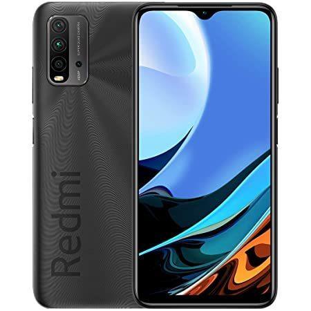 Xiaomi Redmi 売買 9T 64GB 本体 国内版SIMフリー 新品未開封 超定番 Mobile Phone Gray Carbon 4GB 白ロム