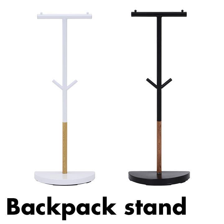 ランドセルラック ランドセル収納 ランドセルスタンド 鞄 リュックサック 希望者のみラッピング無料 ハンガー スリム バックパックスタンド 2色対応 Backpack おしゃれ stand スマート収納 美品