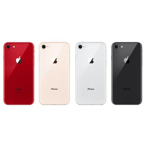 iPhone8 64GB シルバー ゴールド スペースグレイ レッド SIMフリー 本体のみ 送料無料/新品 Bランク品 価格 A 美品