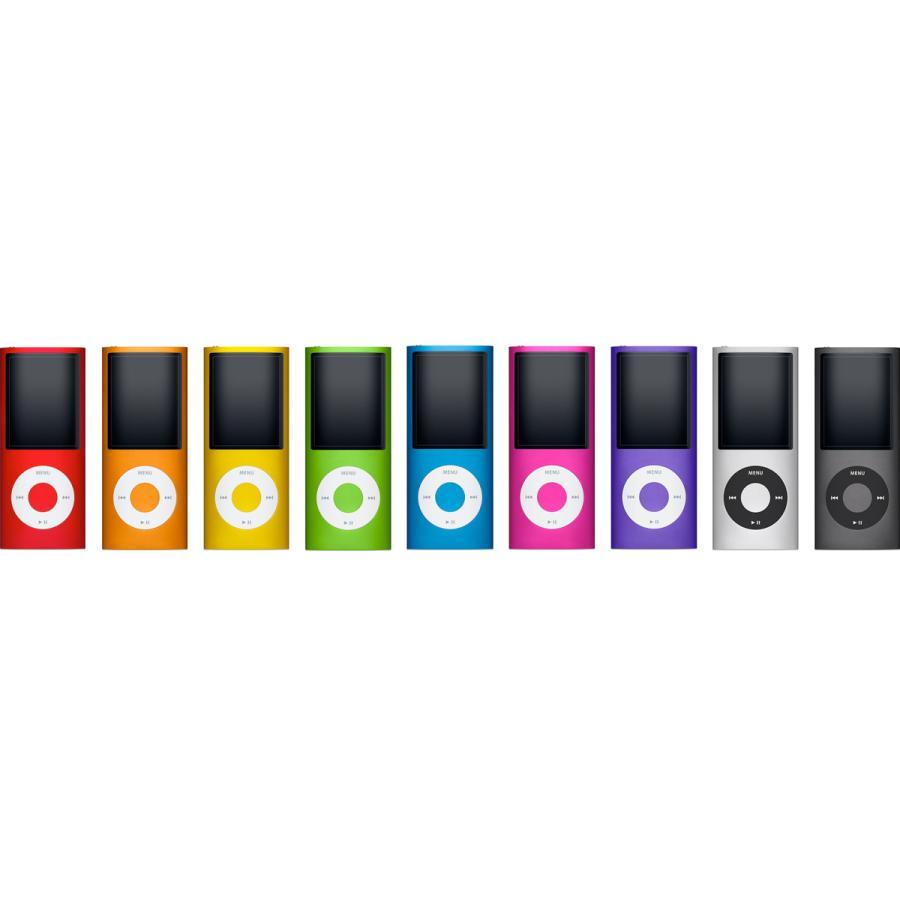iPod nano 第4世代 格安店 8GB 新作からSALEアイテム等お得な商品満載 A1285
