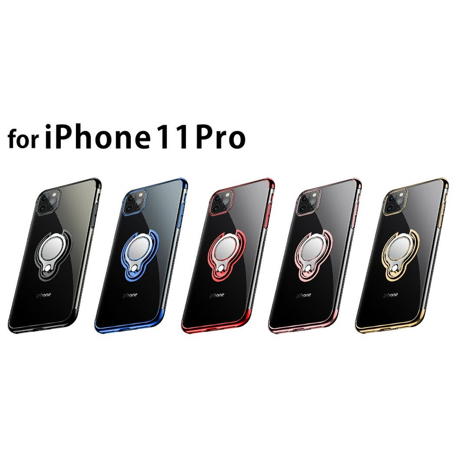 iPhone12 ケース iPhone12 mini Pro Max リング付き クリア おしゃれ iPhone11 Pro 8 XR XS Max X スマホケース TPU 耐衝撃|mobilebatteryampere|18