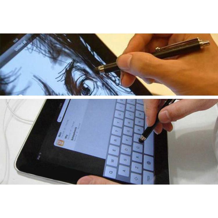 8色 タッチペン スマホ タブレット 接触対策 iPad Pro Air iPhone 12 Pro Max 8 Plus Xperia Android OPPO AQUOS Xiaomi Mi Redmi Pixel 黒|mobilebatteryampere|15