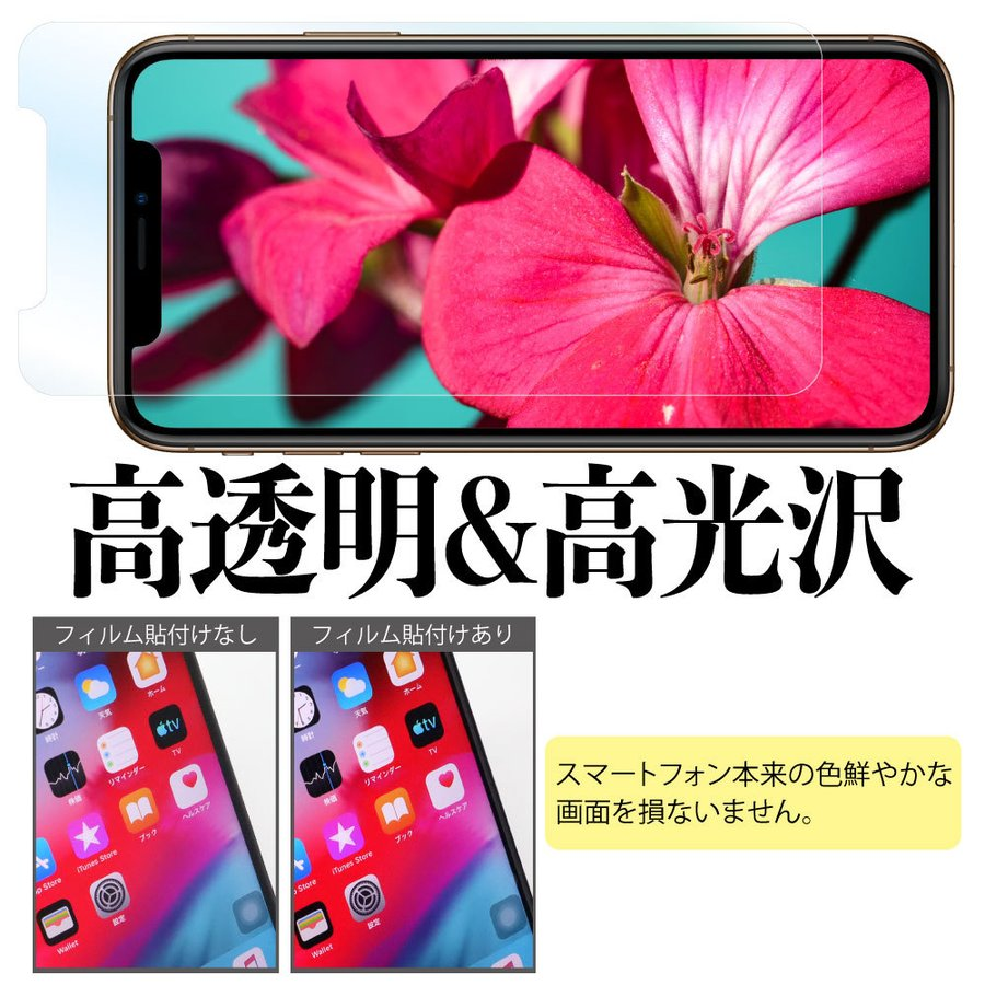 Galaxy S21 5G 保護フィルム AFP液晶保護フィルム3 指紋防止 キズ防止 防汚 気泡消失 ASDEC アスデック ASH-SC51B|mobilefilm|11