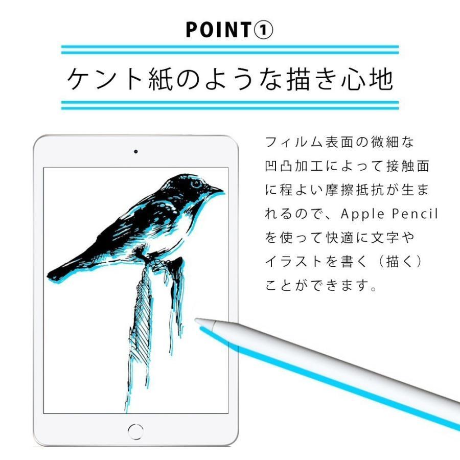 iPad Pro 11インチ (2021年 第3世代) 用  保護フィルム ノングレア液晶保護フィルム3 防指紋 反射防止 ギラつき防止 気泡消失 ASDEC NGB-IPA17 mobilefilm 13