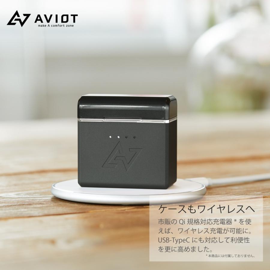 ワイヤレスイヤホン bluetooth イヤホン スマホ iphone android 対応 重低音 aac aptx AVIOT(アビオット) TE-D01d mk2(メーカー1年保証)|mobileselect|05