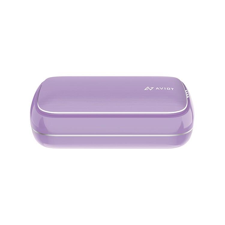 AVIOT TE-BD21f ワイヤレスイヤホン Bluetoothイヤホン 完全ワイヤレスイヤホン iPhone Android 対応 AAC SBC aptX 通話 防水 mobileselect 04
