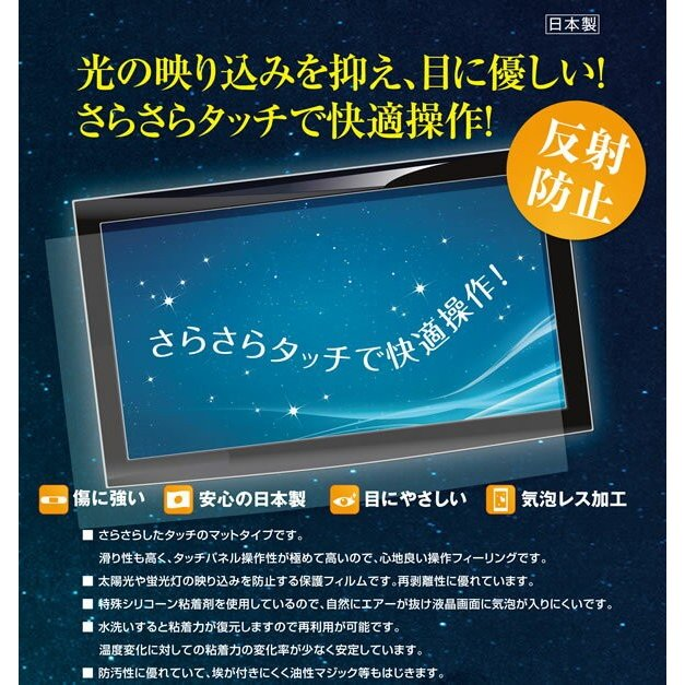 Sony Cyber-shot DSC-RX100 用 マット 反射低減 液晶保護フィルム ポスト投函は送料無料|mobilewin|02
