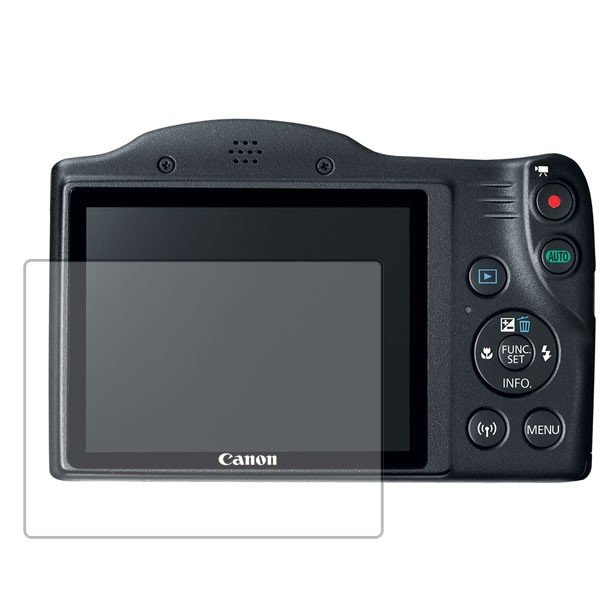 CANON PowerShot SX420 IS PSSX420IS 用 爆安プライス マット ポスト投函は送料無料 液晶保護フィルム 反射低減 毎日がバーゲンセール