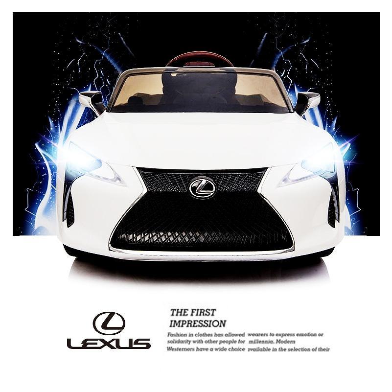 乗用玩具 乗用ラジコン レクサス LEXUS LC500 ライセンス 乗用ラジコンカー 電動ラジコン 乗用ラジコンカー|mobimax2|07