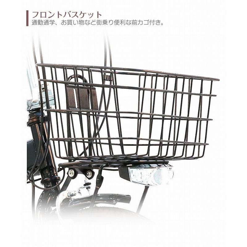 電動アシスト自転車 20インチ AIJYU CYCLE パスピエ20R 折りたたみ 電動自転車/折畳み自転車 mobimax 13