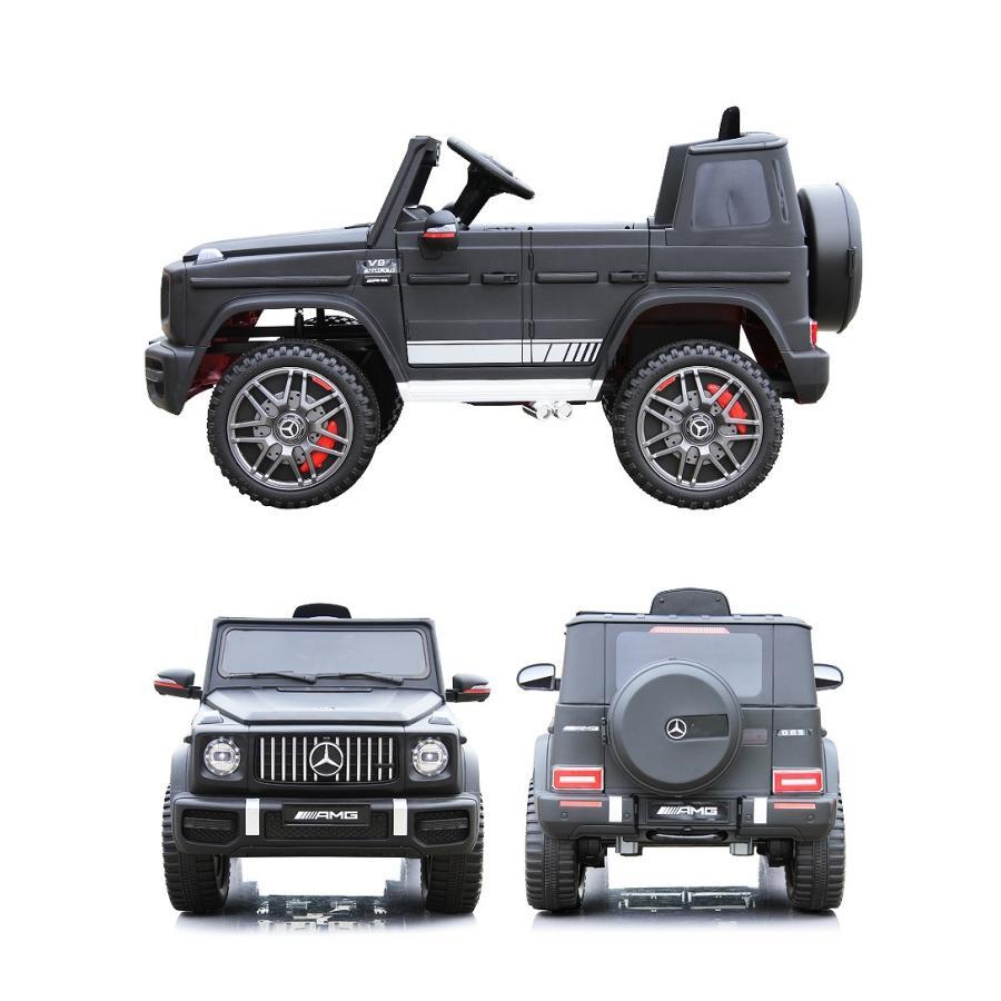 乗用玩具 乗用ラジコン BENZ G63 AMG Large Size メルセデスベンツ Gクラス ライセンス 乗用ラジコンカー 電動ラジコン 乗用ラジコンカー BBH-0003|mobimax|21