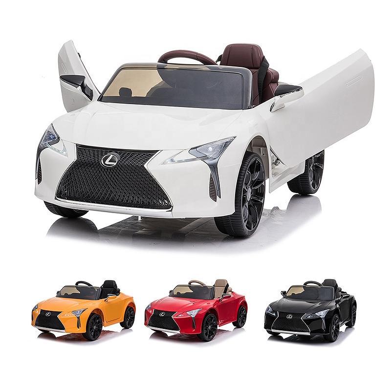 乗用玩具 乗用ラジコン レクサス LEXUS LC500 ライセンス 乗用ラジコンカー 電動ラジコン 乗用ラジコンカー mobimax 04