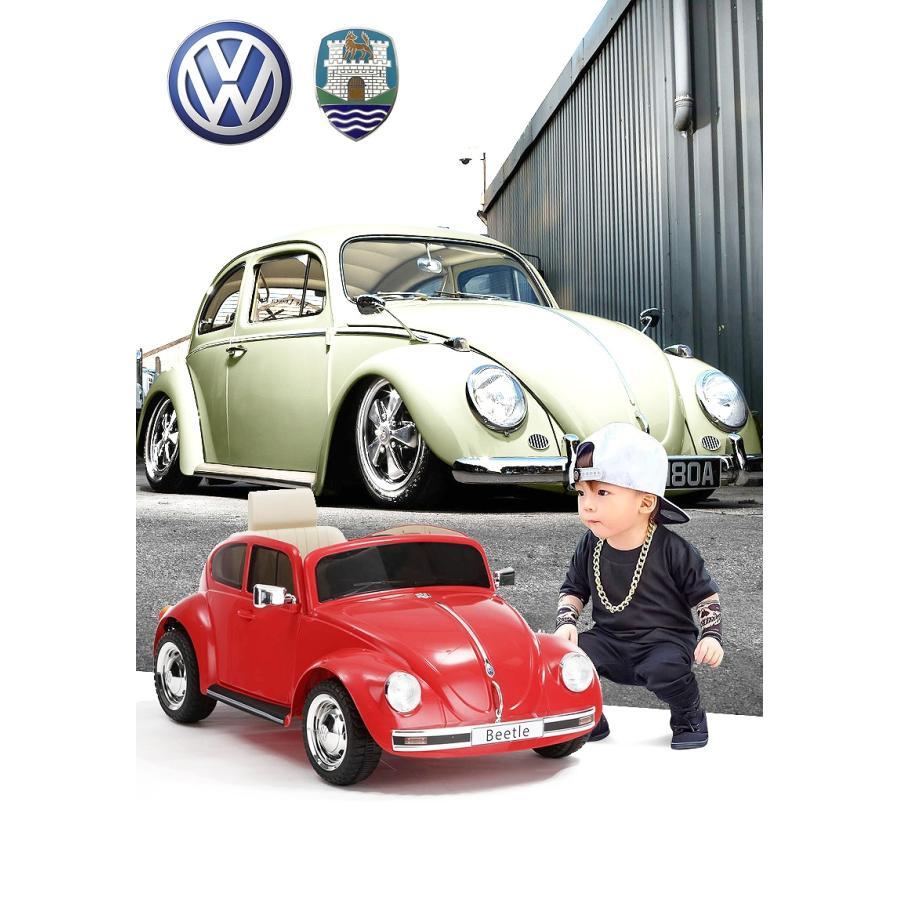 乗用玩具 乗用ラジコン 旧車 ビートル フォルクスワーゲン Volkswagen type1 ライセンス 乗用ラジコンカー 電動ラジコン 乗用ラジコンカー mobimax 05