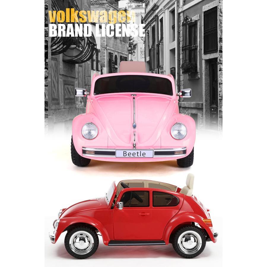 乗用玩具 乗用ラジコン 旧車 ビートル フォルクスワーゲン Volkswagen type1 ライセンス 乗用ラジコンカー 電動ラジコン 乗用ラジコンカー mobimax 08