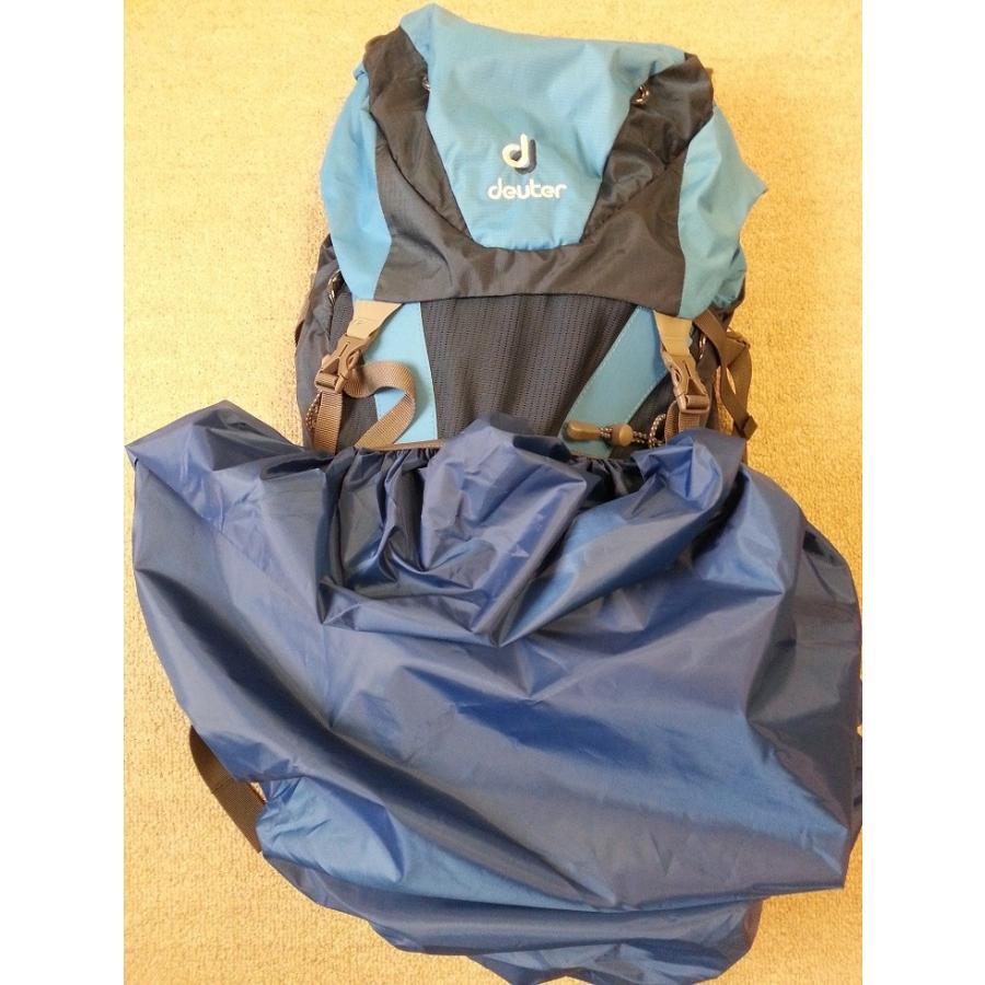 防水 登山 リュックサック カバー デイパック ザック 雨 バッグ レインカバー 軽量 キャリーバッグ スーツケース ナイロン 防塵 自転車かご バック カバー|mobitz|05