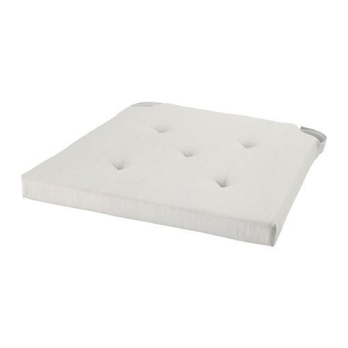 IKEA 1着でも送料無料 イケア チェアパッド ナチュラル 101.749.95 JUSTINA おすすめ特集