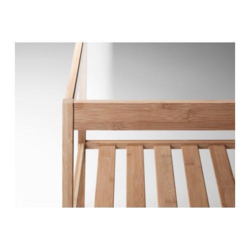 ベッドサイドテーブル サイドテーブル ナイトテーブル IKEA イケア NESNA ネスナ 202.471.28|moblife|03