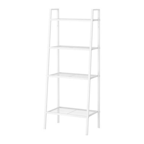 棚 書棚 シェルフユニット 品質検査済 IKEA イケア 永遠の定番 601.685.29 LERBERG ホワイト