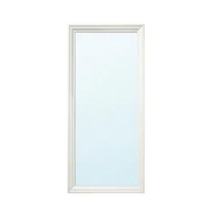 IKEA イケア ミラー 鏡 TOFTBYN 75x165 cm 爆安 出群 704.591.51 トフトビーン ホワイト