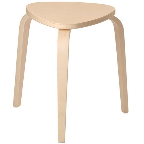 スツール 椅子 イス IKEA イケア バーチ 《週末限定タイムセール》 804.200.40 シルレ 永遠の定番モデル KYRRE
