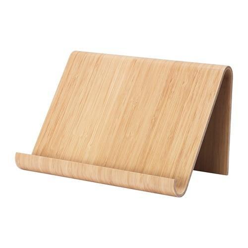 スピード対応 全国送料無料 売り込み IKEA イケア VIVALLA ヴィヴァッラ 904.128.60 タブレットスタンド 竹