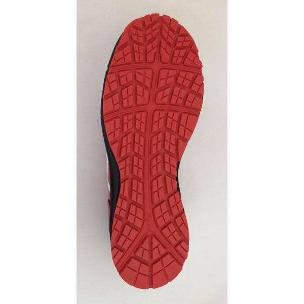 アシックス asics 安全靴 FCP103 レッドXホワイト(2301) スニーカータイプ |mocchi|02