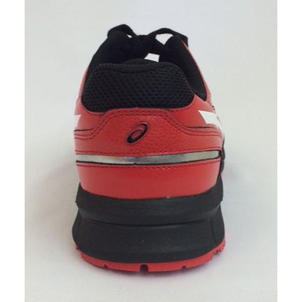 アシックス asics 安全靴 FCP103 レッドXホワイト(2301) スニーカータイプ |mocchi|03