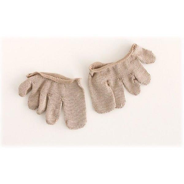 絹 冷え取り 保湿 靴下 5本指  五本指 パンプスイン ムレ対策 日本製 国産 / cocoonfit シルクフィンガーソックス パンスト用 メール便可 mochihada 04