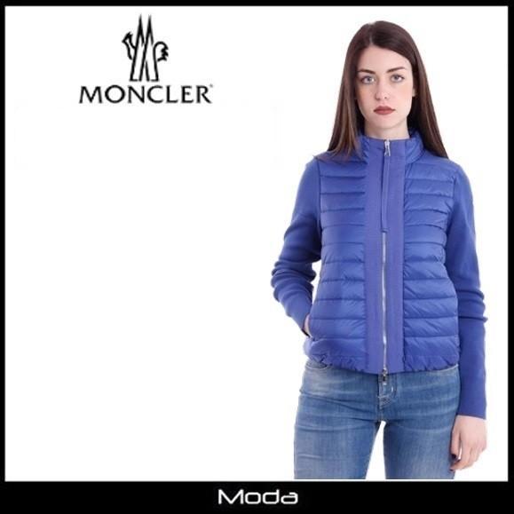 モンクレール ダウンジャケット レディース Moncler セーター カーディガン