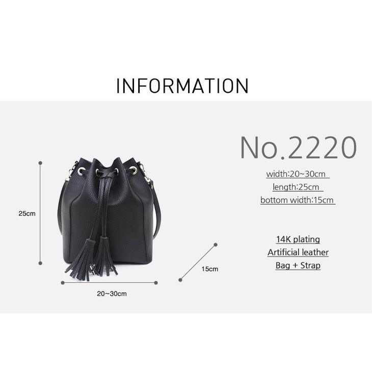 バッグ 巾着 ショルダー レザー ハンドバッグ レディース 革 合皮 巾着 ポシェット フリンジ バック 小さめ|mode-csc|12
