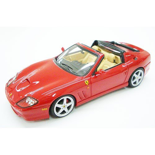 LookSmart 1/43 フェラーリ・スーパーアメリカ カブリオレ (レッド)