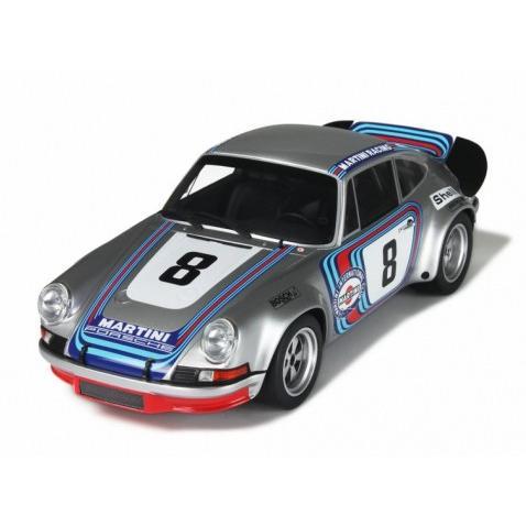 1/18 GTスピリット ミニカー ポルシェ911 ダルカ・フローリオ 1973 RSR Porsche 911 RSR Targa Florio 1973