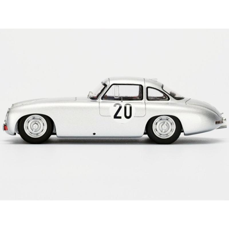 s4408 Mercedes-benz 300sl 2 ° 24h le mans 1952 Helfrich//niedermayr Spark 1:43