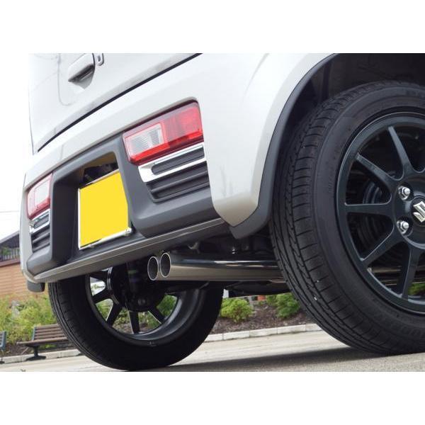 Style-Bay オンライン限定商品 昭和GP W出し マフラー アルトワークス HA36S アルトRS 2WD 激安価格と即納で通信販売 競技用
