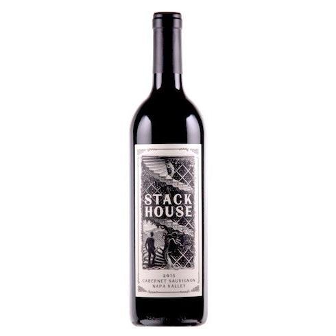 赤 ワイン スタックハウス カベルネソーヴィニヨン 2015 Stack House 2015 Cabernet (アメリカ カリフォルニア) wine moesfinewines