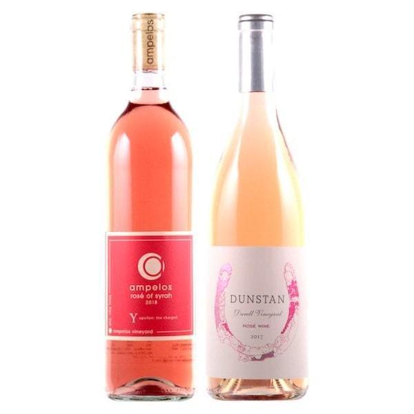 TWUNE X WINE ロゼ ワインセレクション カリフォルニアワイン 菊池常利 ワインセット Wine moesfinewines