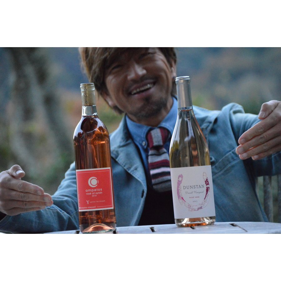 TWUNE X WINE ロゼ ワインセレクション カリフォルニアワイン 菊池常利 ワインセット Wine moesfinewines 02