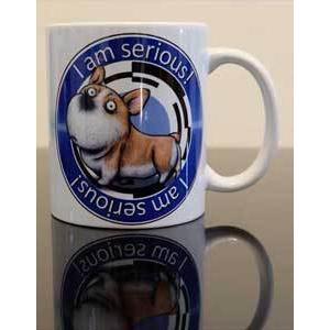 犬のかわいいコーギーさんのイラスト01のマグカップ コーヒーカップ ティーカップ|moevi|08