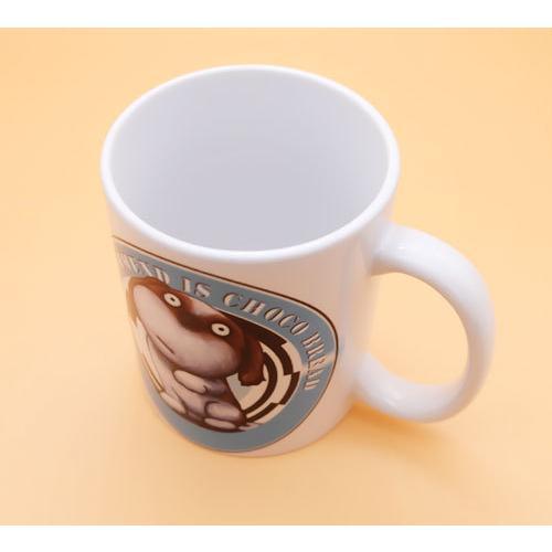 犬のおしゃれなシーズーさんのイラスト01のマグカップ コーヒーカップ ティーカップ moevi 04
