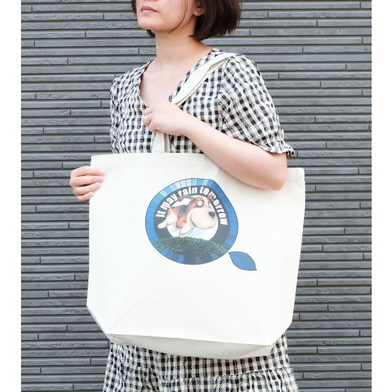 犬のビーグルさんのイラスト02のバッグ トートバッグ レディース ショルダーバッグ 鞄 肩掛け トート ネコポス可 大きめサイズ|moevi|04
