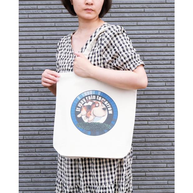 犬のビーグルさんのイラスト02のバッグ トートバッグ レディース ショルダーバッグ 鞄 肩掛け トート ネコポス可 moevi 04