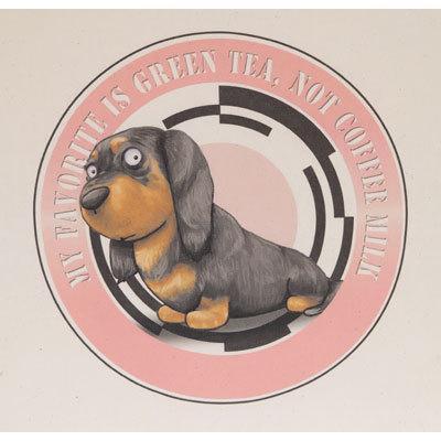 犬のミニチュアダックスフンドさんのイラスト01のバッグ トートバッグ レディース ショルダーバッグ 鞄 肩掛け トート ネコポス可 moevi 02