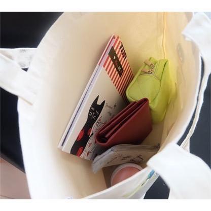 犬のドーベルマンさんのイラストのバッグ トートバッグ レディース ショルダーバッグ 鞄 肩掛け トート ネコポス可|moevi|05