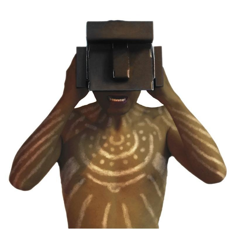 【英語版】モニャイの仮面 (Mask of Moai)|moguravrstore|06